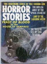 Horror Stories v1 #5, Stanley 1971 amazing contents